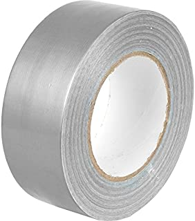 Heavy Duty Duct Tape Argent 50mm x 50m
