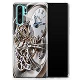 Funda para teléfono Huawei P9 Lite, diseño vintage clásico transparente suave de gel para Huawei P9 Lite 4 – A1