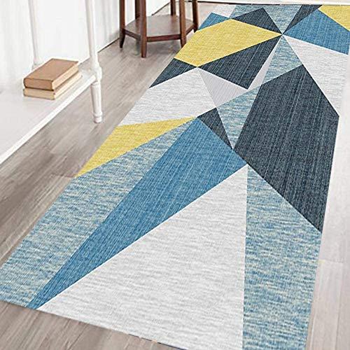AEREY Alfombra pasillera 70x500cm, Alfombras Pasillo Modernas Antihongos e Ignífuga Alfombra Cocina para alfombras de Entrada a pasillos - R-5
