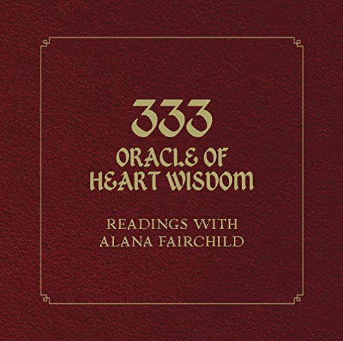 333 Oracle of Heart Wisdom Book
