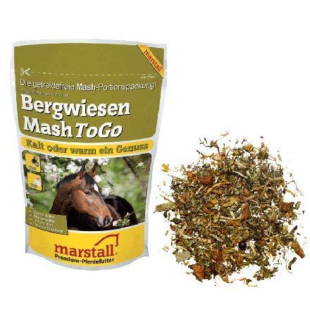 Marstall Bergwiesen-Mash Togo 20 x 350 Gramm-Beutel (7 kg)