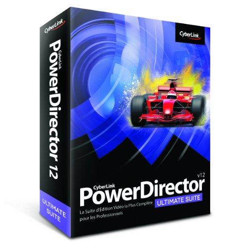 PowerDirector 12 Ultimate Suite