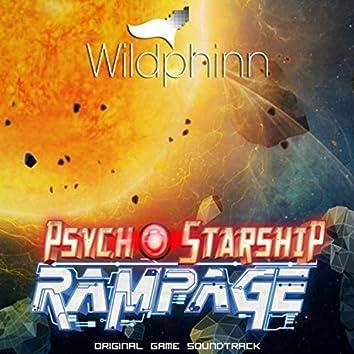 Psycho Starship Rampage (Original Game Soundtrack)
