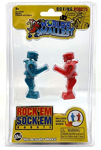 Super Impulse - Il Mondo più Piccolo - Rock'Em Sock'Em Robots