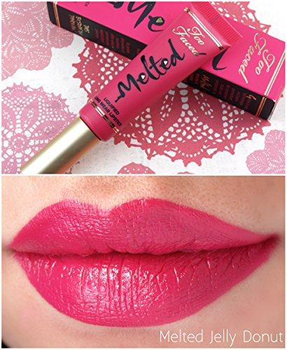 Too Faced Melted Liquified Long Wear Lipstick Melted Jelly Donut