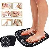 Massage des Pieds,Masseur des Pieds Appareil de Massage pour Pieds avec EMS Technologie Physiothérapie et Design Ergonomique avec