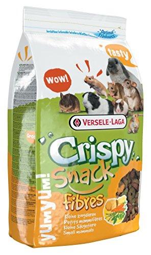 Versele CRISPY - snacks Fibres 15 kg,