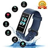 Kungix Ip68 Fitness Tracker with Heart Rate Monitor