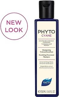 PHYTO Phytocyane Fortifying Densifying Treatment Shampoo, 8.44 fl oz