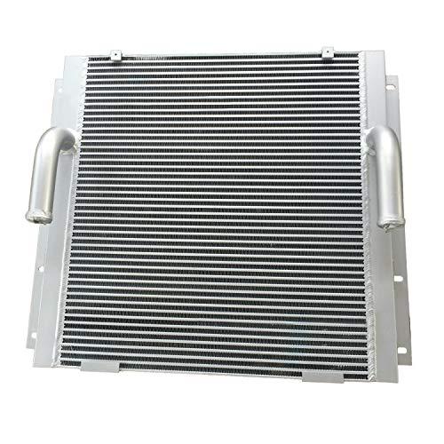 Enfriador de Aceite Hidráulico 099-4702 Conjunto de Enfriador de Aceite 5I-5724 5I-6355 para Excavadora Caterpillar Cat E120b E110b Motor S4k-T 3114