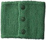 United Colors of Benetton Root 65 Woman Boina, Multicolor (Verde Bosco 856), Talla única (Talla del Fabricante: OS) para Mujer