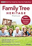 Family Tree Heritage Platinum 9 [PC Download]