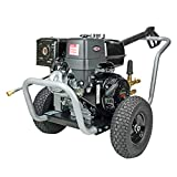 SIMPSON Cleaning 60205 Water Blaster Gas Pressure Washer Powered by Honda GX390, 4200 PSI at 4.0 GPM, AAA Triplex Pump, (49 State), 3.5, Black