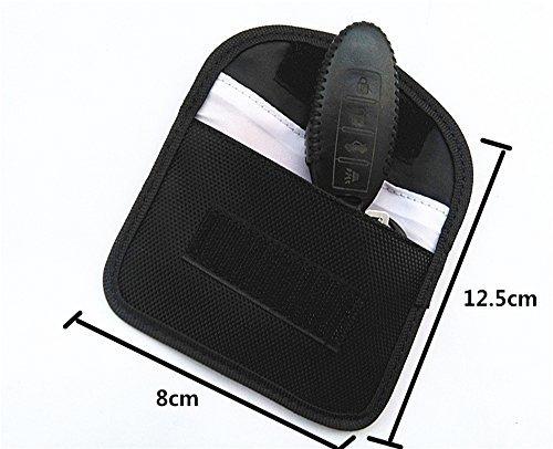 Smilemall電波遮断スマートキーケース車リレーアタック盗難防止用装置防水持ち便利