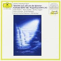 Bach: Wachet Auf, Ruft uns die Stimme/Magnificat BWV 243 (2001-12-21)