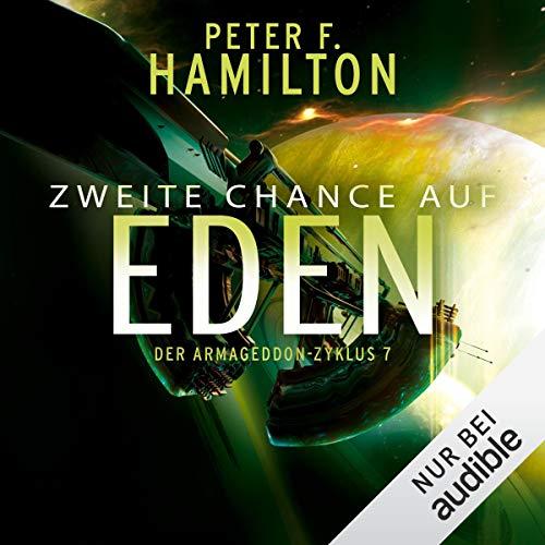 Page de couverture de Zweite Chance auf Eden