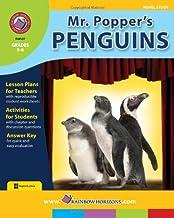 Mr. Popper's Penguins - A Novel Study