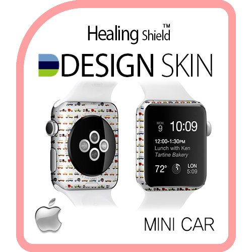 Apple Watch Protective Design Skin for 42mm Apple Watch iWatch Wrap Cover Sticker Skins (MINI CAR)