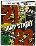 21 Jump Street & 22 Jump Street (4K UHD SteelBook) [Blu-ray] [Alemania]