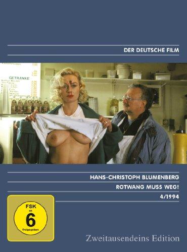 Rotwang muß weg! - Zweitausendeins Edition Deutscher Film 4/1994