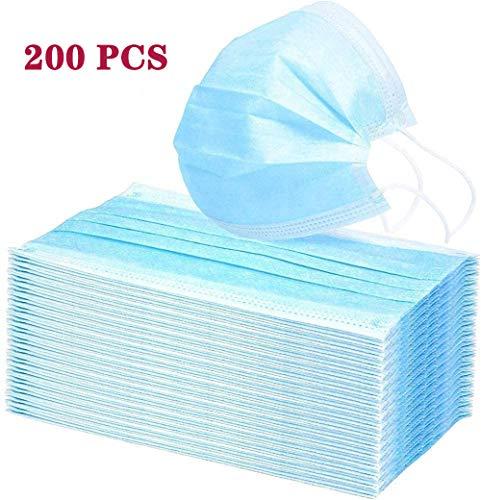 FEGER Chirurgische Einsatz (200 Packungen) Maske Standard-Siegelbeutel-hygienisches Gesicht M-A-S-K-S, Gesundheitsschutz, Kosmetikerin-Care-Arzt-Einsatz