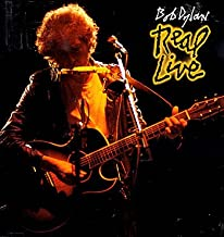 Bob Dylan Real Live 1984 UK vinyl LP 26334