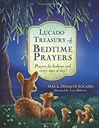 Max Lucado Treasury of Bedtime Prayers
