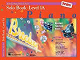 Alfred's Basic Piano Library Top Hits! Solo Book, Bk 1A (Alfred's Basic Piano Library, Bk 1A)
