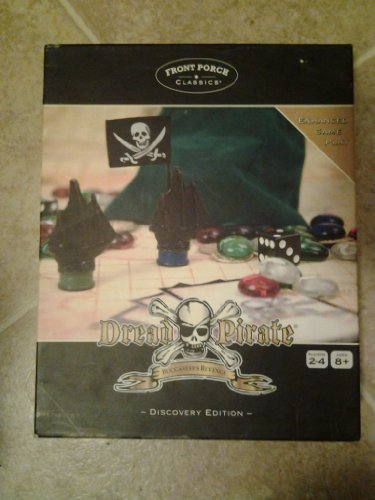 Sababa / Front Porch Buccaneer's Revenge Dread Pirate Discovery Edition