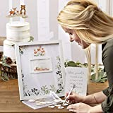 Kate Aspen Woodland, One Size, Baby Shower Guest Book Alternative