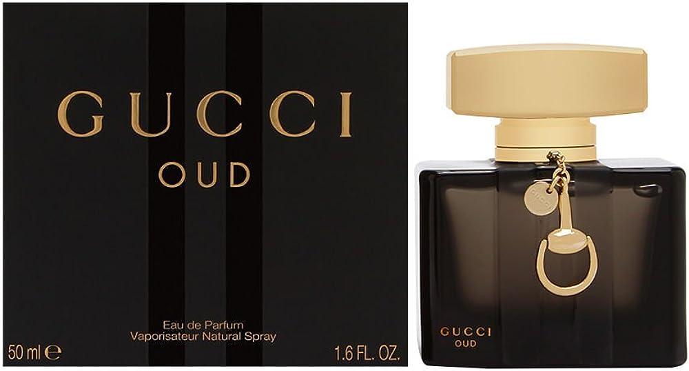 Gucci oud, eau de parfum da donna, 50 ml, spray 10002130