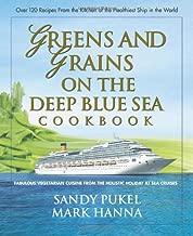 الخضراء و الحبيبات On the الأزرق الداكن البحر: خلابة للنباتيين Cuisine من البحر holistic عطلة سواء في الرحلات البحرية