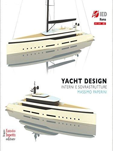 Yacht design: Interni e sovrastrutture