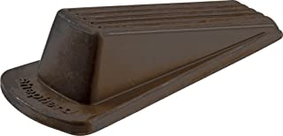Shepherd Hardware 9133 Heavy Duty Rubber Door Wedge, Brown