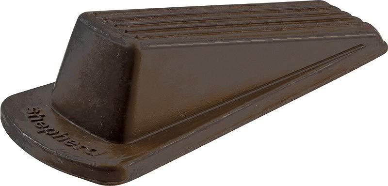 Shepherd Hardware 9133 Heavy Duty Rubber Door Wedge Brown
