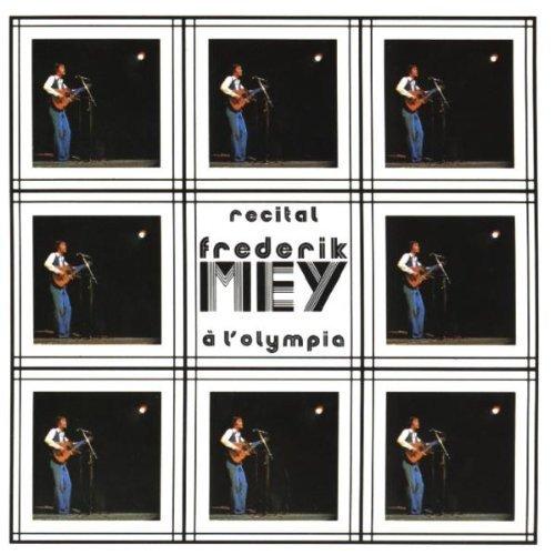 Recital F.Mey a l Olympia [Import Allemand]