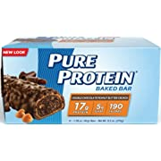 Pure Protein, Double Chocolate Peanut Butter Crunch Bar, 45 g., pack of 6