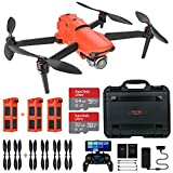 Autel Robotics EVO 2 Pro Drone 6K HDR Video Rugged Bundle, No Geo-Fencing (2021 Newest Fly More Combo)