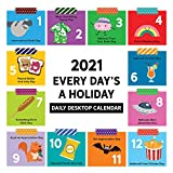 Every Day's a Holiday Daily 2021 Calendar