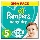 Pampers Baby-Dry Gr.5