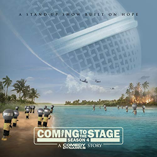 Coming to the Stage Season 4 audiobook cover art