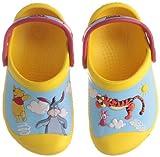 Crocs Clog Creative Winnie The Pooh Gelb Rot EU 33