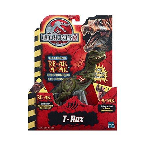 Jurassic Park III Re-Ak A-Tak T-Rex
