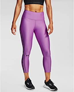 Under Armour Women's HeatGear Armour Wordmark 7/8 Leggings
