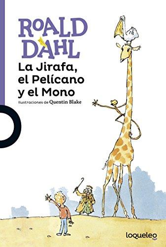 La Jirafa, El Pelicano El Mono Serie morada / Purple