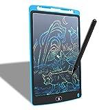 XIOUONE Tablette pour Les Enfants, 10 Pouces LCD coloré éducation précoce des Enfants Tablet Graffiti Conseil d'écriture électronique Accueil Mémo Avis