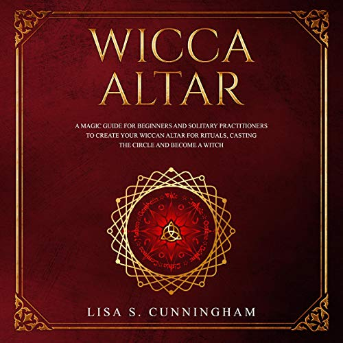 Wicca Altar cover art