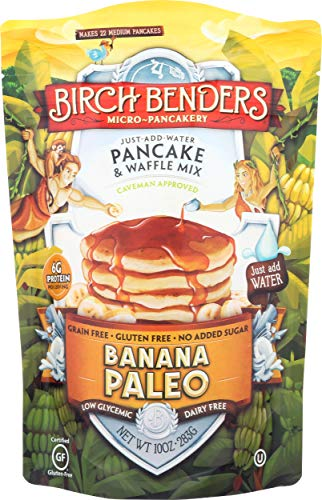 Birch Benders Banana Paleo Pancake amp Waffle Mix 10 oz