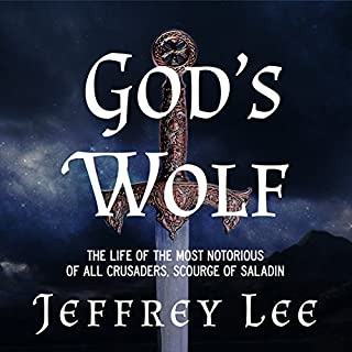 God's Wolf audiobook cover art