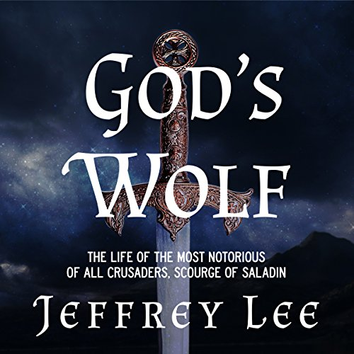 God's Wolf audiobook cover art